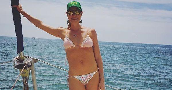 """Luana Piovani mostra barriga chapada em viagem por Portugal: """"Eu ..."""