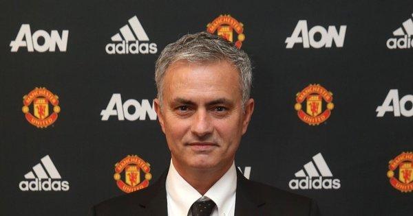 Mourinho é o novo técnico do Manchester United - Esportes - R7 ...