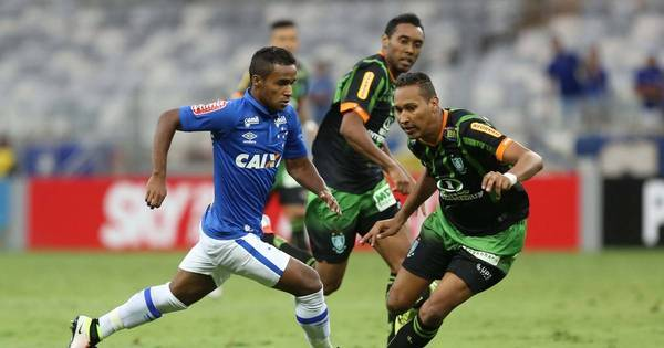 Cruzeiro e América ficam no empate e seguem na zona de ...