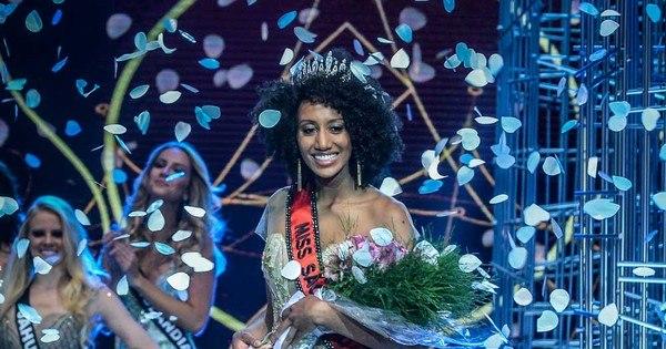 Sabrina de Paiva é coroada Miss São Paulo 2016 - Fotos - R7 Mulher