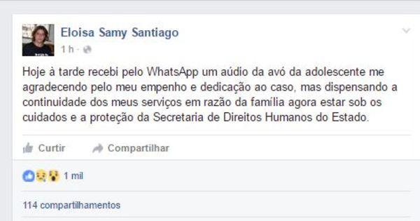 Estupro no Rio: adolescente entra para programa de proteção e ...