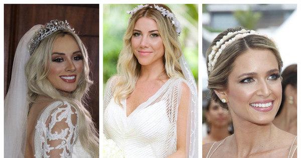 Inspire-se nos penteados de casamento das famosas e fique linda ...