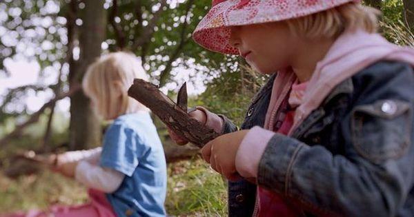 O país nórdico onde crianças pequenas são ensinadas a manusear ...
