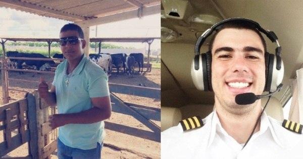 Vídeo mostra avião que caiu em Goiás em voo rasante - Notícias ...