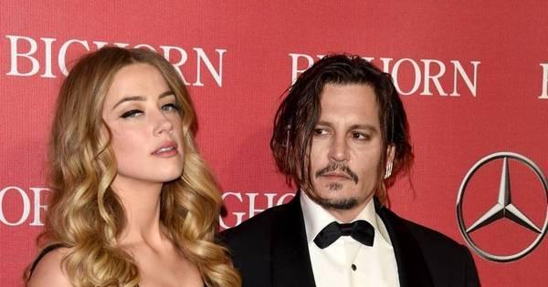 Mulher de Johnny Depp pode ganhar R$ 72 milhões após divórcio ...