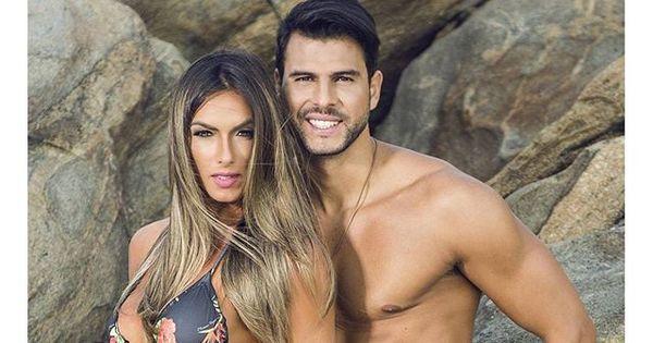 Nicole Bahls e Marcelo Bimbi mostram boa forma em ensaio ...