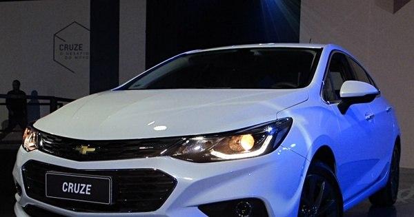 GM lança novo Chevrolet Cruze por R$ 89.990 - Notícias - R7 Carros