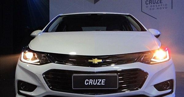 GM revela o novo Chevrolet Cruze em São Paulo - Fotos - R7 Carros