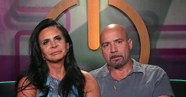 Gretchen e Carlos deixam o Power Couple Brasil chocados com ...