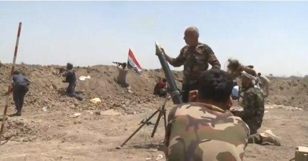 Líder de milícia xiita faz críticas a operação contra o Estado Islâmico ...