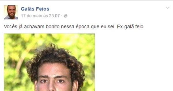 Página no Facebook faz sucesso questionando a beleza dos galãs ...