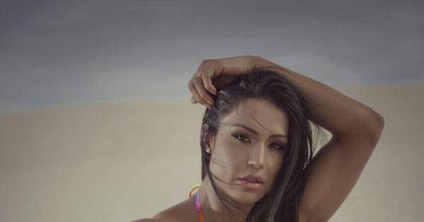 Tudona! Gracyanne Barbosa esbanja sensualidade em ensaio de ...