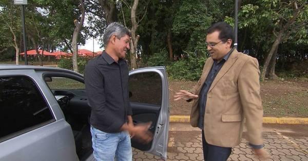 Geraldo Luis mostra a volta para casa do ex-cantor de forró que ...