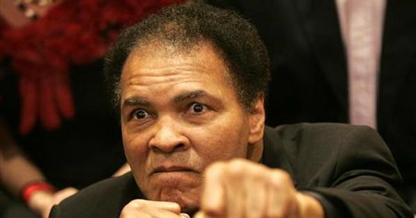 Muhammad Ali é internado com problema respiratório - Esportes ...