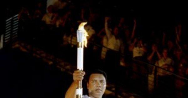 Muhammad Ali emocionou o mundo nos Jogos Olímpicos - Fotos ...