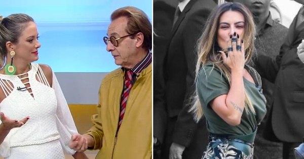 "Ronaldo Ésper elogia look de Cleo Pires, mas alfineta atriz: ""Como ..."