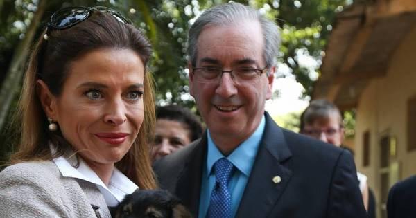 Mulher de Cunha diz que recebeu R$ 5 milhões em indenização da ...
