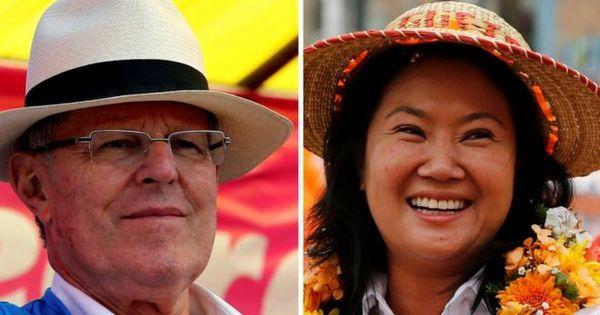 Herdeira de Fujimori, Lava Jato e candidato pró-mercado apoiado ...