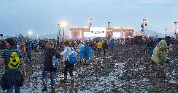 Raio atinge plateia e deixa 51 feridos em festival na Alemanha ...