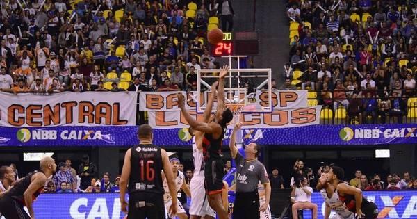 Em jogo com clima quente, Bauru vence o Flamengo e empata final ...