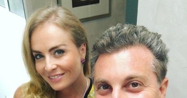 Angélica revela que irá adotar filho com Luciano Huck ...