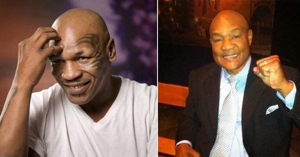 """Mike Tyson e George Foreman lamentam morte de Ali: """"A melhor ..."""