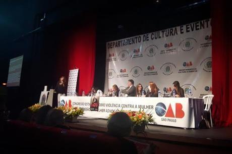 Congresso discutiu temas que envolvem crimes sexuais (Foto: Caroline Apple/ R7)