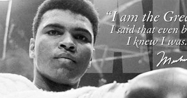 Entenda por que Muhammad Ali foi o maior de todos os tempos ...