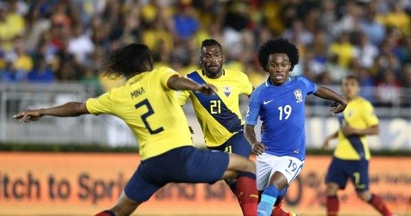 Visão de jogo: Ex- atacante da seleção analisa estreia do Brasil na ...