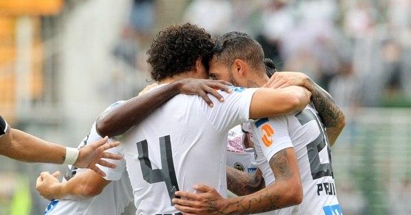 Santos vence o Botafogo e se reabilita no Campeonato Brasileiro ...
