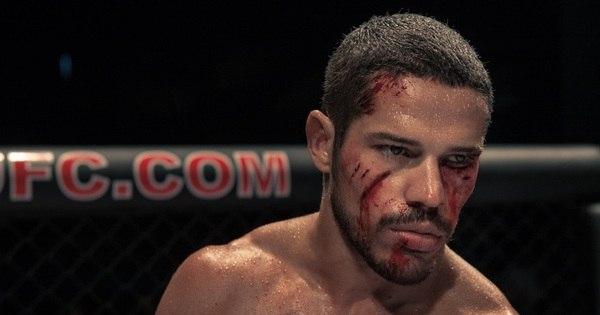 José Loreto até sangrou em cena para viver o lutador José Aldo ...