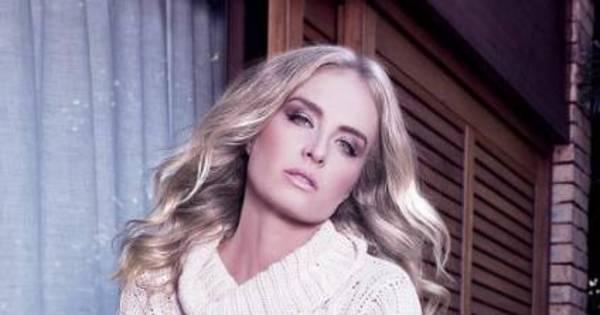 Angélica diz que se sente mais bonita aos 42 anos - Entretenimento ...