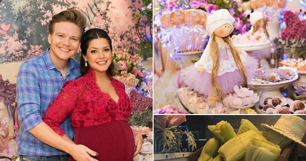 Veja fotos exclusivas do chá de bebê da filha de Thais Fersoza e ...