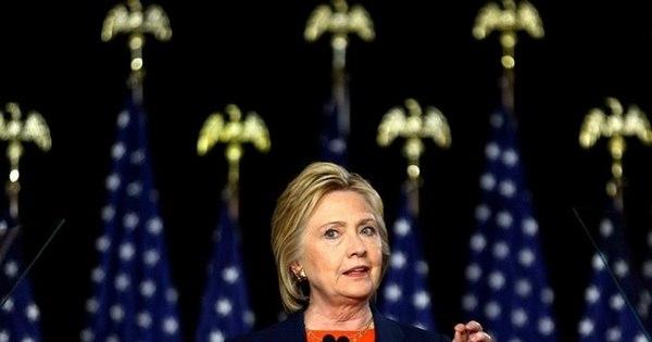 """Hillary diz que apoio de Obama """"significa o mundo"""" - Notícias - R7 ..."""