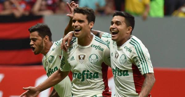 Torcida mista em Brasília anima Palmeiras para rodada de domingo ...