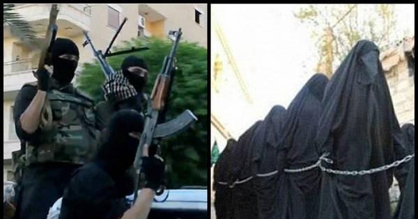 Estado Islâmico queima 19 meninas vivas que se recusaram a fazer ...