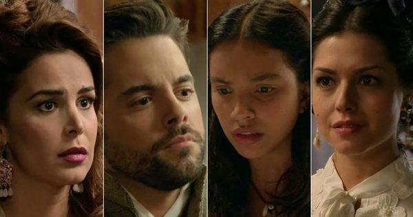 Maria Isabel arma uma mentira e desespera Juliana; veja as ...