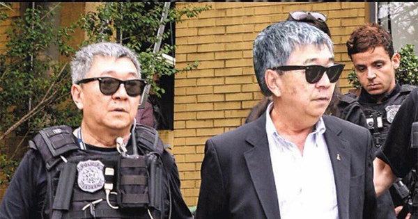 """Já virou piada! Memes da prisão do """"Japonês da Federal"""" se ..."""