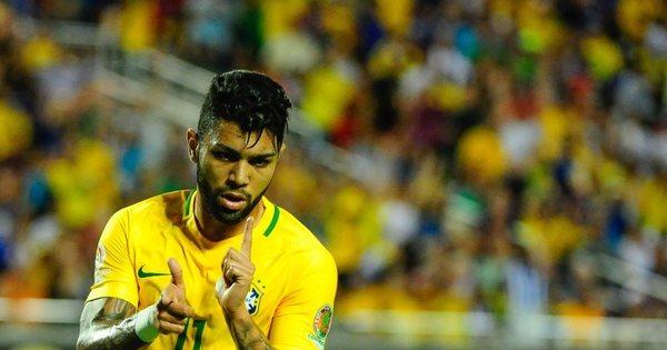 Enquete: Gabigol já tem bola para ser titular da seleção brasileira ...
