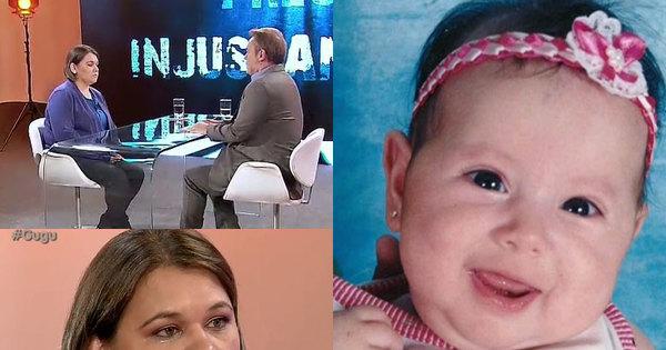 Mãe acusada de matar a filha com cocaína na mamadeira revela ...