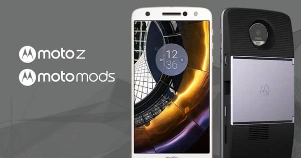 Tudo que você precisa saber sobre o Moto Z, o novo top de linha da ...