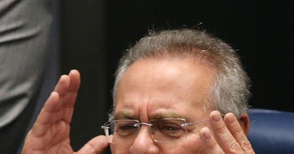 Renan é alvo comum de atos opostos em São Paulo - Notícias - R7 ...