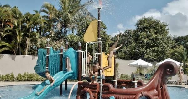 Férias de julho! Veja os hotéis mais divertidos para a criançada se ...