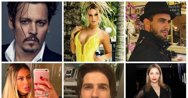 Veja quem são os famosos que vão passar o Dia dos Namorados ...