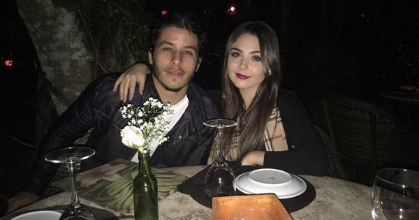 Marcela Barrozo fala sobre relacionamento com Ricky Tavares ...