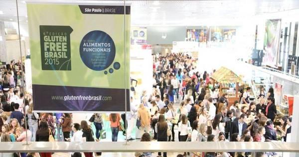 Produtos sem glúten ganham espaço no Brasil e devem ficar mais ...