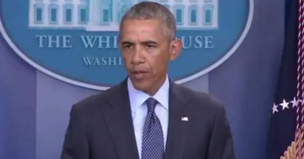 """Obama lamenta mortes em Orlando: """"Foi um ato de terror e de ódio ..."""