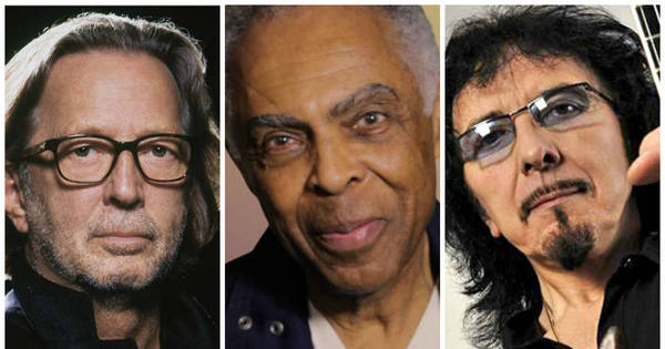 De Eric Clapton a Gilberto Gil: músicos veteranos lutam contra ...
