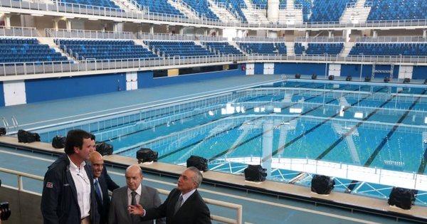 COI não quer que divisões políticas afetem Jogos Olímpicos - Fotos ...