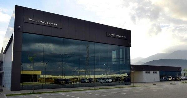 Land Rover inaugura fábrica no Rio de Janeiro, a primeira da marca ...